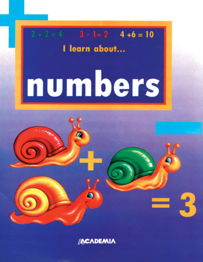 I Learn About Numbers